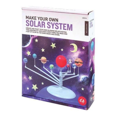 MAKE YOUR OWN SOLAR SYSTEM - JJs Newsagency plus
