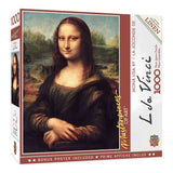 MASTERPIECES PUZZLE MASTERPIECES OF ART MONA LISA PUZZLE 1000 PCE - Gifts R Us