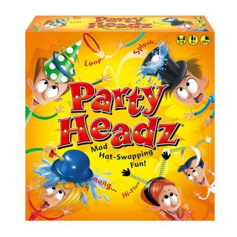 TOY BOARD GAME VR PARTY HEADZ - Gifts R Us