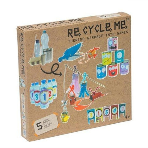 RECYCLEME TURNING GARBAGE INTO GAMES - Gifts R Us