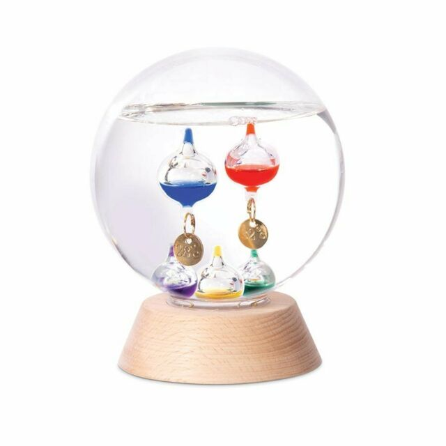 IS GIFT GALILEO THERMOMETER - JJs Newsagency plus