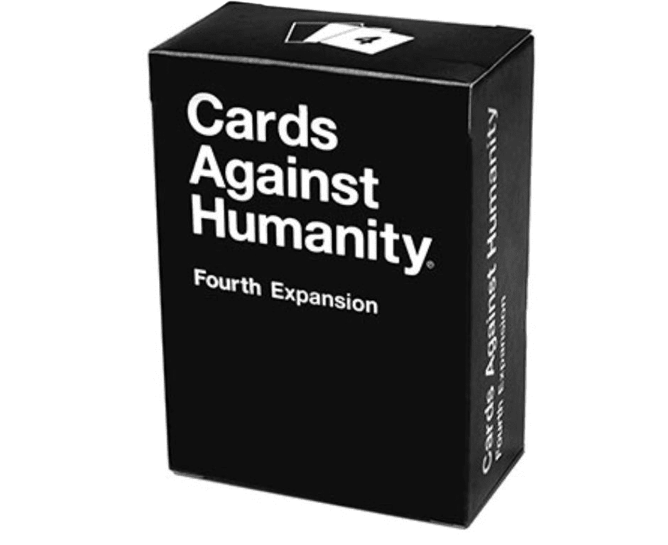 CARDS AGAINST HUMANITY 4TH EXPANSION - JJs Newsagency plus