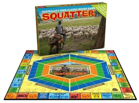 SQUATTER - Gifts R Us