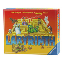 Load image into Gallery viewer, RAVENSBURGER LABYRINTH A RACE FOR TREASURES IN A MOVING MAZE - JJs Newsagency plus