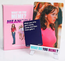 Load image into Gallery viewer, WHAT DO YOU MEME? MEAN GIRLS EXPANSION PACK - JJs Newsagency plus