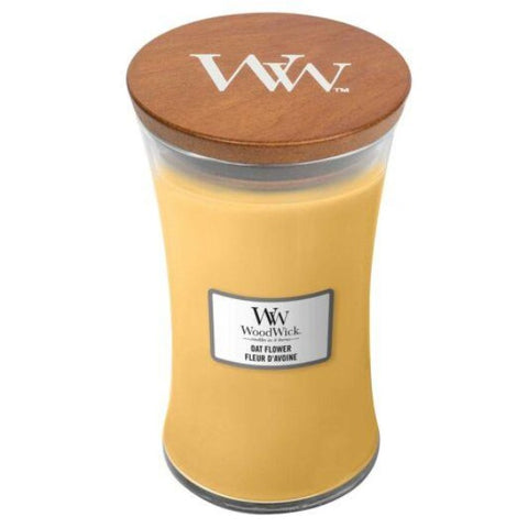 WOODWICK OAT FLOWER LARGE - Gifts R Us