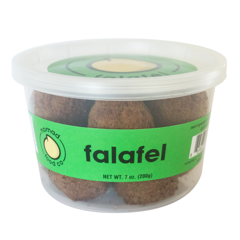 Nomad Food Co | Falafel Bites