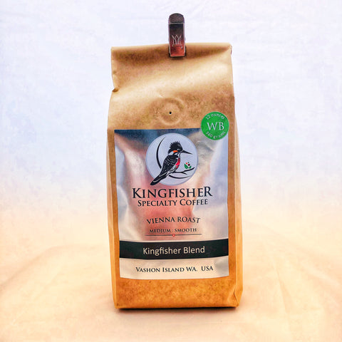Kingfisher Coffee - Vienna Blend Ground
