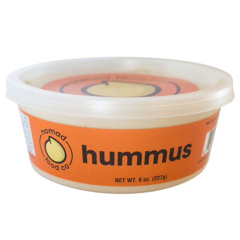 Nomad Food Co | Traditional Hummus