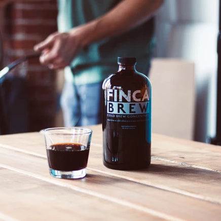 Finca Cold Brew - Ready to Drink Vanilla
