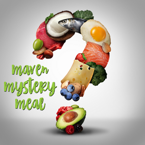 SOLD OUT | Maven Mystery Meal