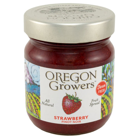 Strawberry Pinot Noir - Oregon Growers Jam