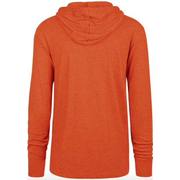 47 Brand Men's Sports 47 Brand, Men's Flyers End Line Club Hoodie (Orange)