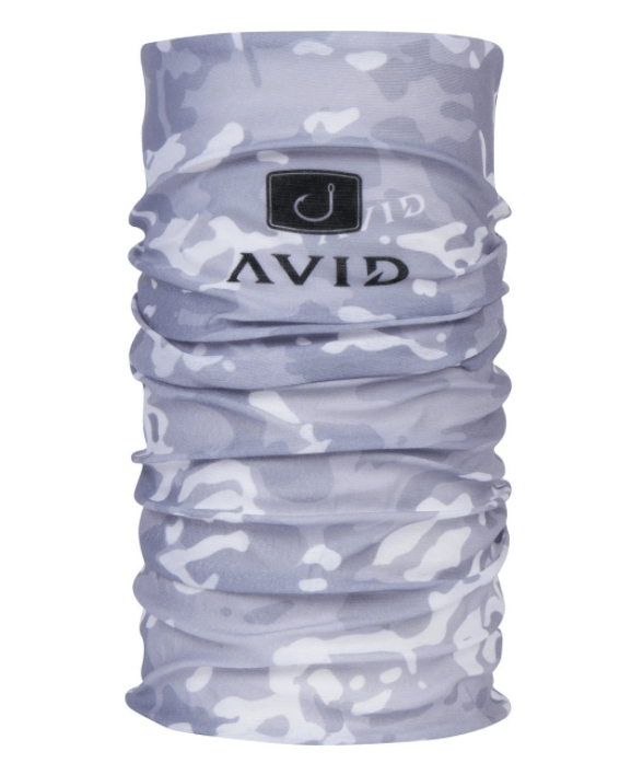 AVID Mask One Size / Camo White Avid, Men's Sun Mask (Multiple Colors)