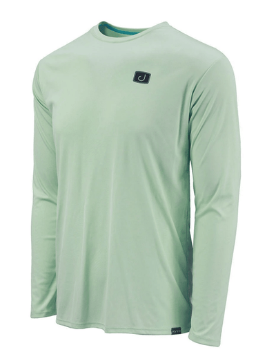 Avid Men's Long Sleeve Tee Light Green / Medium Avid, Men's Performance Long Sleeve (Multiple Colors)