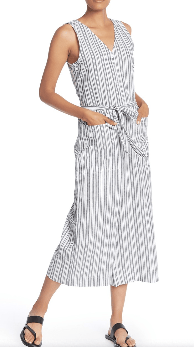 Beach Lunch Lounge Women's Jumpsuits Large / Deep Blue Beach Lunch Lounge, Women's Lennon Jumpsuit (Multiple Colors)