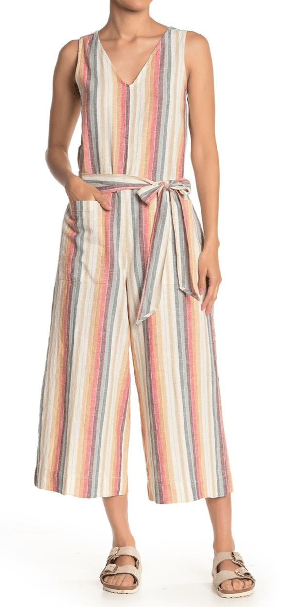 Beach Lunch Lounge Women's Jumpsuits Large / Sundial Gold Beach Lunch Lounge, Women's Lennon Jumpsuit (Multiple Colors)
