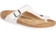 Birkenstock Women's Sandals White / 36 Birkenstock, Women's Gizeh (Multiple Colors)