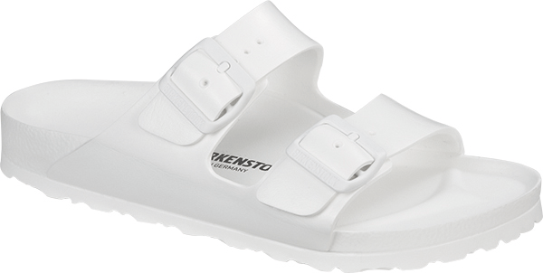 Birkenstock Women's Sandals White / 37 Birkenstock, Women's Arizona Eva (Multiple Colors)