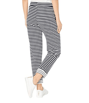 Bishop & Young Women's Pants Bishop & Young, Women's Tradewind Jogger (Navy Stripe)