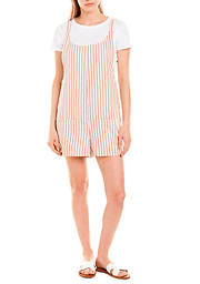 Bishop & Young Women's Rompers Bishop & Young, Women's Gracie Romper (Pink Stripe)