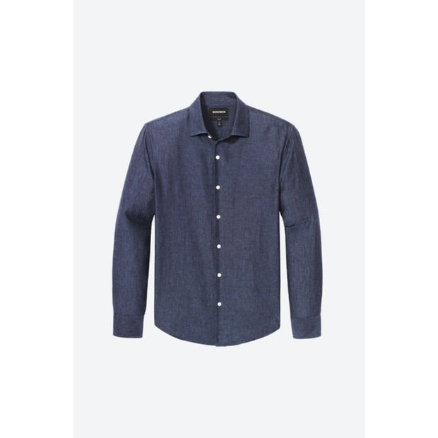 Bonobos Herringbone Button Down Shirt