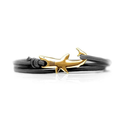 Cape Clasp, Great White Clasp Bracelet (Multiple Colors)