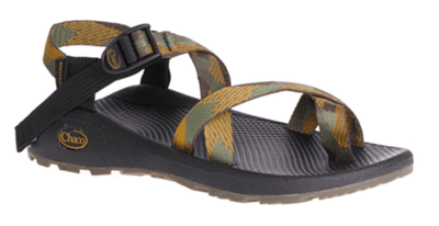 Chaco Men's Sandals 9 Chaco, Men's Z/Cloud 2 Sandal (Gold)