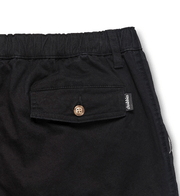 Chubbies Men's Shorts Chubbies, Men's 7 Inch Dark 'N' Stormy Shorts (Black)