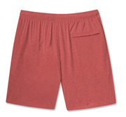 "Chubbies Men's Shorts Chubbies, Men's 7"" Volcanics (Red)"