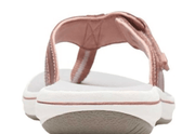 Clarks Women's Sandals Clarks, Women's Brinkley Jazz Sandals (Rose Gold)