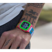 Freestyle Watches Freestyle, Classic Clip Shark Watch (Retro Neon)