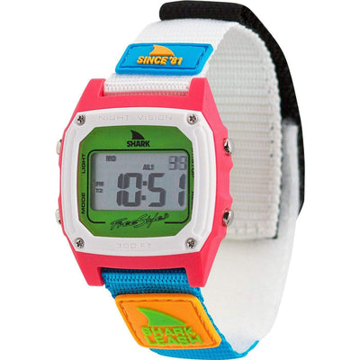 Freestyle Watches Freestyle, Classic Leash Shark Watch (Neon 2.0)