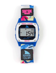 Freestyle Watches Miami Bites Freestyle, Classic Clip Shark Watch (Shark Week Miami Bites)