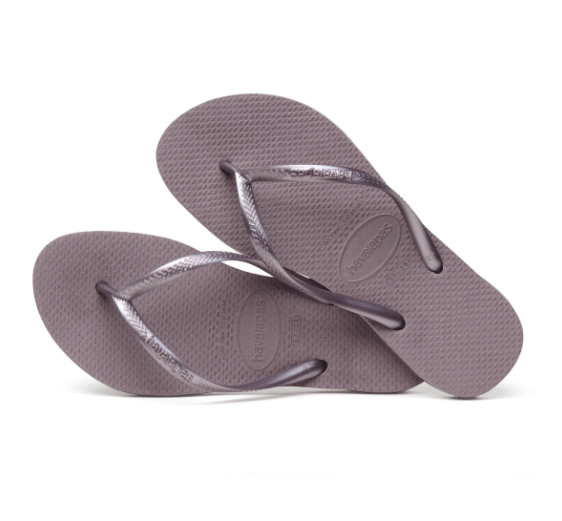 Havaianas Women's Sandals Havaianas, Women's Slim Metallic Flip Flops (Multiple Colors)