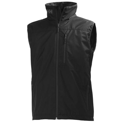 Helly Hansen Men's Vest Medium Helly Hansen, Men's Crew Vest (Black)