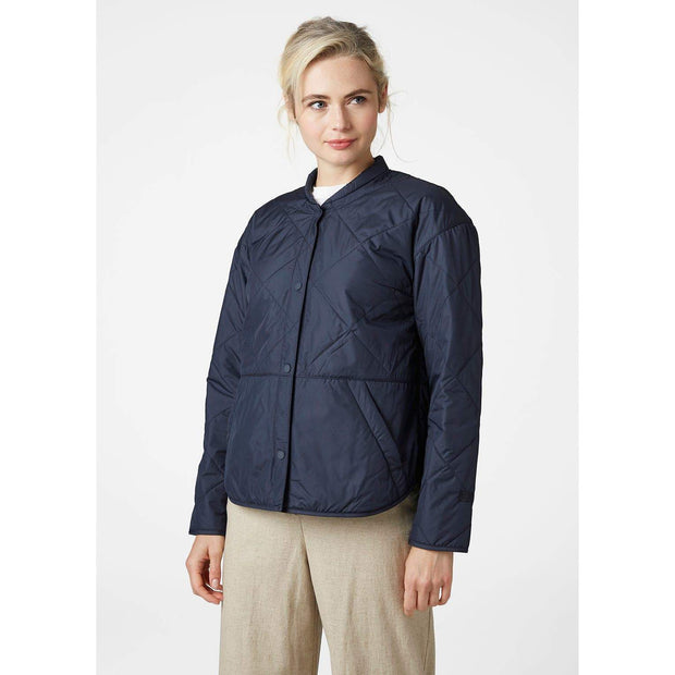 Helly Hansen Women's Jacket Helly Hansen, Women's JPN Spring Jacket (Navy)