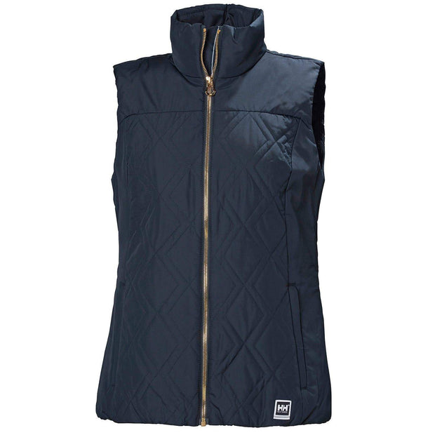 Helly Hansen Women's Jacket Navy / XS Helly Hansen, Women's Crew Insulator Vest (Multiple Colors)
