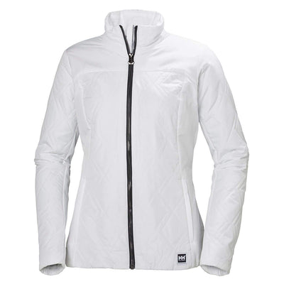 Helly Hansen Women's Jacket White / XS Helly Hansen, Women's Crew Insulator Jacket (Multiple Colors)
