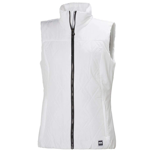 Helly Hansen Women's Jacket White / XS Helly Hansen, Women's Crew Insulator Vest (Multiple Colors)