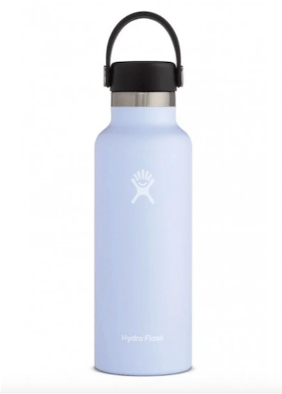 Hydro Flask Water Bottle Hydro Flask, 24 oz Standard Mouth (Fog)