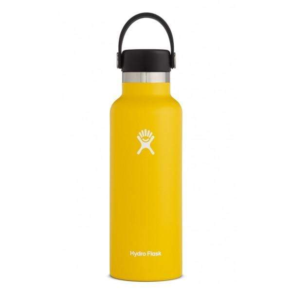 Hydro Flask Water Bottle Hydro Flask, 24 oz Standard Mouth (Sunflower)
