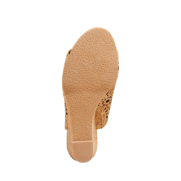 Jack Rogers Women's Sandals Jack Rogers, Women's Ronnie Wedge (Cork)