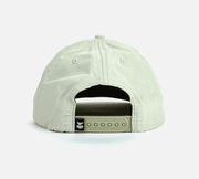 Jetty Hats One-Size Jetty, Unisex Bilter Snapback (White)