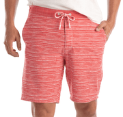 Johnnie-O Men's Bathing Suit Medium / Coral Johnnie-O, Men's Andros Volley/Board Short (Multiple Colors)