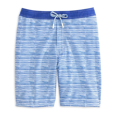 Johnnie-O Men's Bathing Suit Small / Ocean Blue Johnnie-O, Men's Andros Volley/Board Short (Multiple Colors)