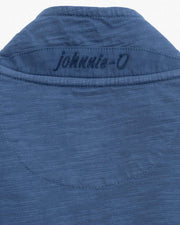 Johnnie-O Men's Sweaters Johnnie-O, Men's Keane 1/4-Zip Pullover (Ocean Blue)
