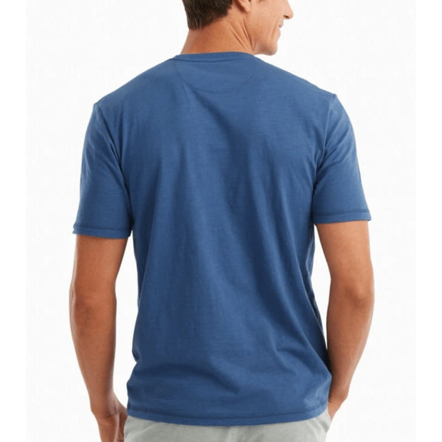 Johnnie-O, Men's Tommy T-Shirt (Wake Blue)