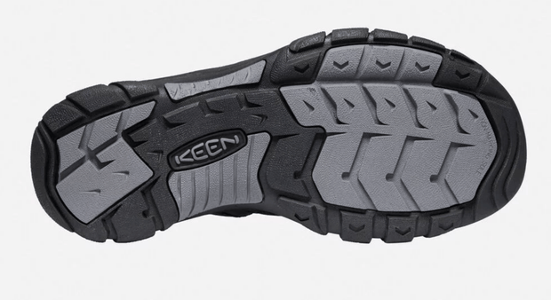Keen Men's Sandals Keen, Men's Newport H2 Sandal (Steel Grey)