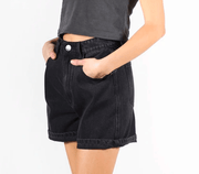 Lira Women's Shorts Lira, Women's Charger Shorts (Black)